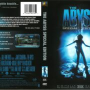 Abyss Special Edition (1993) R1 DVD Cover