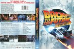 Back to the Future Trilogy (2015) R1 DVD Cover