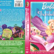 Barbie Thumbelina (2010) R1 DVD Cover