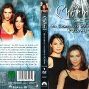 Charmed - Zauberhafte Hexen: Season 3.1 (1998 - 2006) R2 German Covers & labels