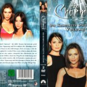Charmed – Zauberhafte Hexen: Season 3.2 (1998 – 2006) R2 German Cover & Labels