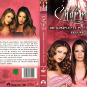 Charmed – Zauberhafte Hexen: Season 4.1 (1998 – 2006) R2 German Cover & Labels
