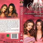 Charmed - Zauberhafte Hexen: Season 4.2 (1998 - 2006) R2 German Cover & Labels