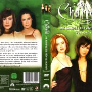 Charmed – Zauberhafte Hexen: Season 5.1 (1998 – 2006) R2 German Cover & Labels