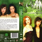 Charmed - Zauberhafte Hexen: Season 5.2 (1998 - 2006) R2 German Cover & labels