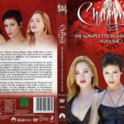 Charmed - Zauberhafte Hexen: Season 6.1. (1998 - 2006) R2 German Cover & Labels