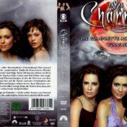 Charmed - Zauberhafte Hexen: Season 8.1. (1998 - 2006) R2 German Cover & Labels