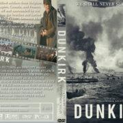 Dunkirk (2017) R0 Custom Cover