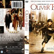 Oliver Twist (2006) R1 DVD Cover