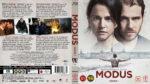 Modus – Season 1 (2016) R2 Nordic Retail Blu-Ray Cover + Custom Label