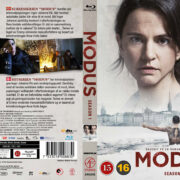 Modus – Season 1 (2016) R2 Nordic Retail Blu-Ray Cover + Custom Label