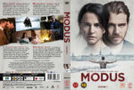 Modus – Season 1 (2016) R2 Nordic Retail DVD Cover + Custom Label