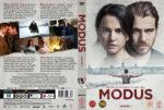 Modus – Season 1 (2016) R2 Nordic Retail DVD Cover + Custom Label