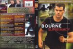 The Bourne Supremacy (2004) R1 DVD Cover