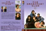 The Breakfast Club (1985) R1 DVD Cover