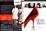 The Devil Wears Prada (2006) R1 DVD Cover