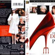 The Devil Wears Prada (2006) R1 DVD Cover