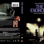 The Exorcist The Version You've Never Seen (1973) R1 DVD Cover