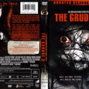 The Grudge 2 Director's Edition (2006) R1 DVD Cover
