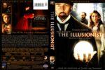 The Illusionist (2006) R1 DVD Cover