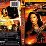 The Legend Of Zorro Special Edition (2005) R1 DVD Cover