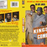 The Original Kings of Comedy (2000) R1 DVD Cover
