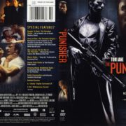 The Punisher (2004) R1 DVD Cover