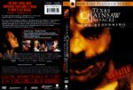 The Texas Chainsaw Massacre The Beginning Unrated (2006) R1 DVD Cover