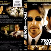 Two for the Money (2005) R1 DVD Cover