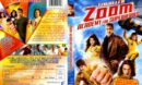 Zoom: Academy for Superheroes (2006) R1 DVD Cover
