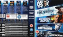 Zero Dark Thirty / Lone Survivor / Green Zone / Contraband / Safe House (2013) UC R2 Blu-Ray Cover & Labels