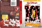 101 Dalmatians (1961) R1 Cover & Label