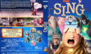 Sing (2016) R1 Custom Cover & label