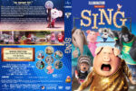 Sing (2016) R1 Custom Cover & label
