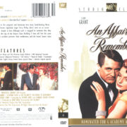 An Affair To Remember (1957) R1 DVD Cover