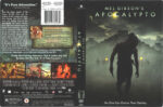Apocalypto (2006) R1 DVD Cover & Label