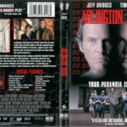 Arlington Road (1999) R1 DVD Cover