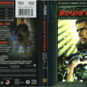 Blade Runner (1982) HD DVD Cover