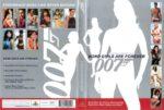 Bond Girls Are Forever (2002) R1 DVD Cover