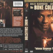 The Bone Collector (1999) R1 DVD Cover