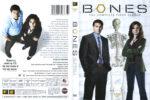 Bones: Season 1 (2005) R1 DVD Cover