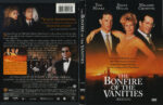 Bonfire Of The Vanities (1990) R1 DVD Cover & Label