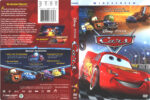 Cars (2006) R1 DVD Cover & Label