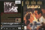 Casablanca (1942) R1 DVD Cover