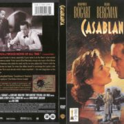 Casablanca (1942) R1 DVD Cover