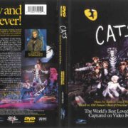 Cats (1998) R1 DVD Cover