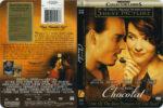 Chocolat (2000) R1 DVD Cover & label