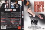 Reservoir Dogs – Wilde Hunde (1991) R2 German Cover & Label