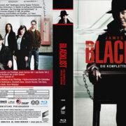 The Blacklist – Staffel 01 (2014) R2 German Blu-Ray Covers
