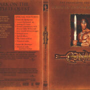Conan: The Complete Quest (2003) R1 Cover